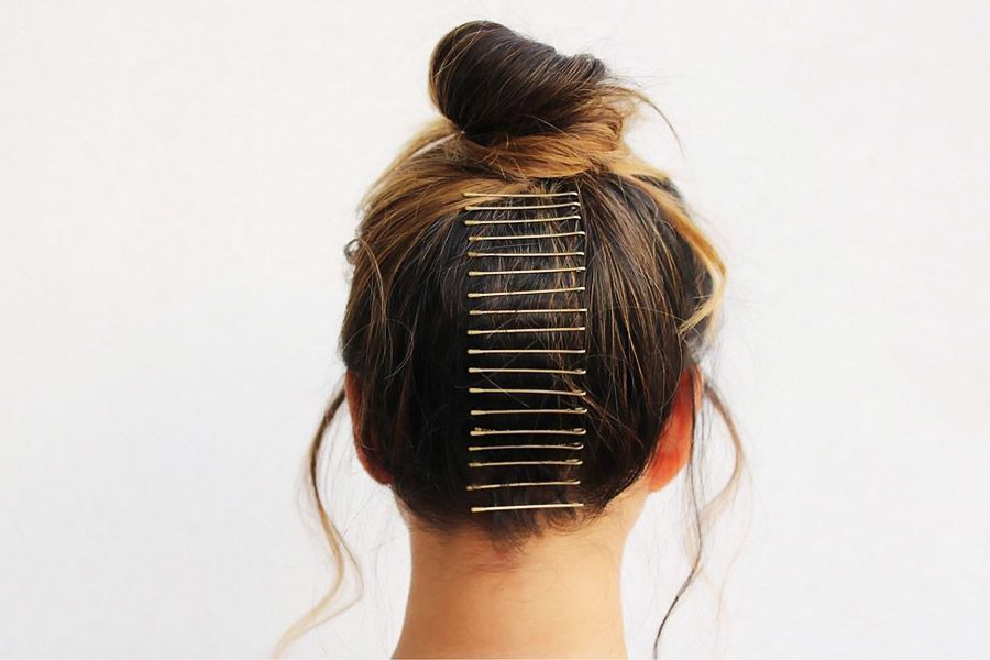Cute Bobby Pin Hairstyles That Are Easy to Do