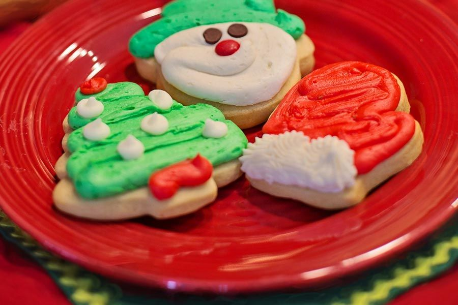 Cute Christmas Treats