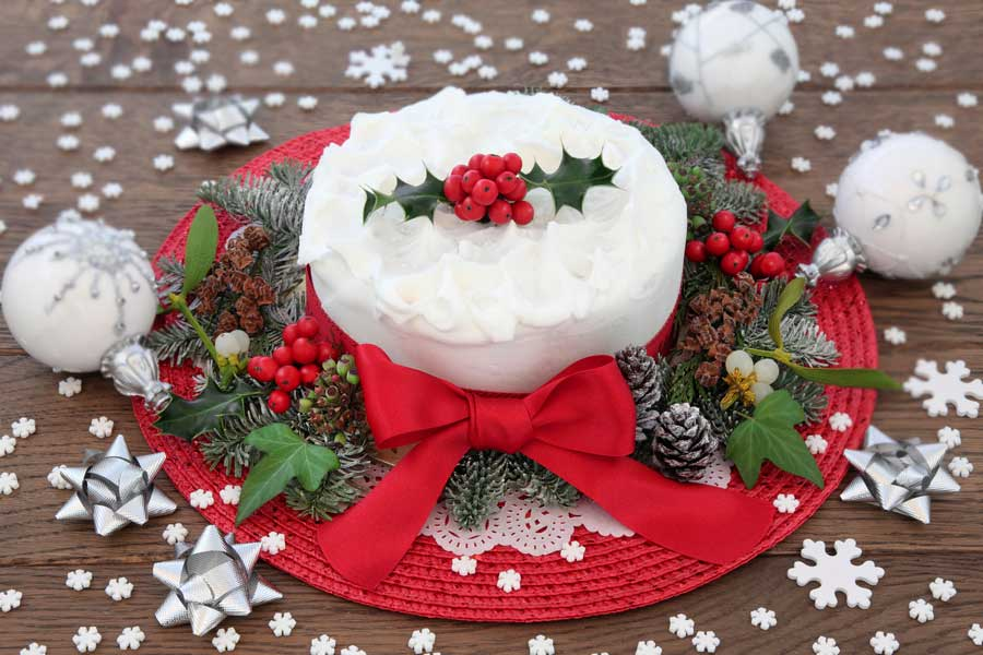 Delightful Christmas Cakes Ideas What to Cook