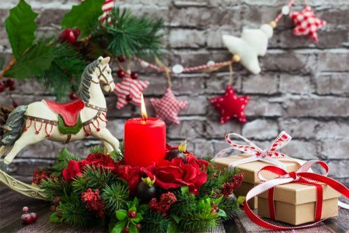 48 Simple Holiday Centerpiece Ideas