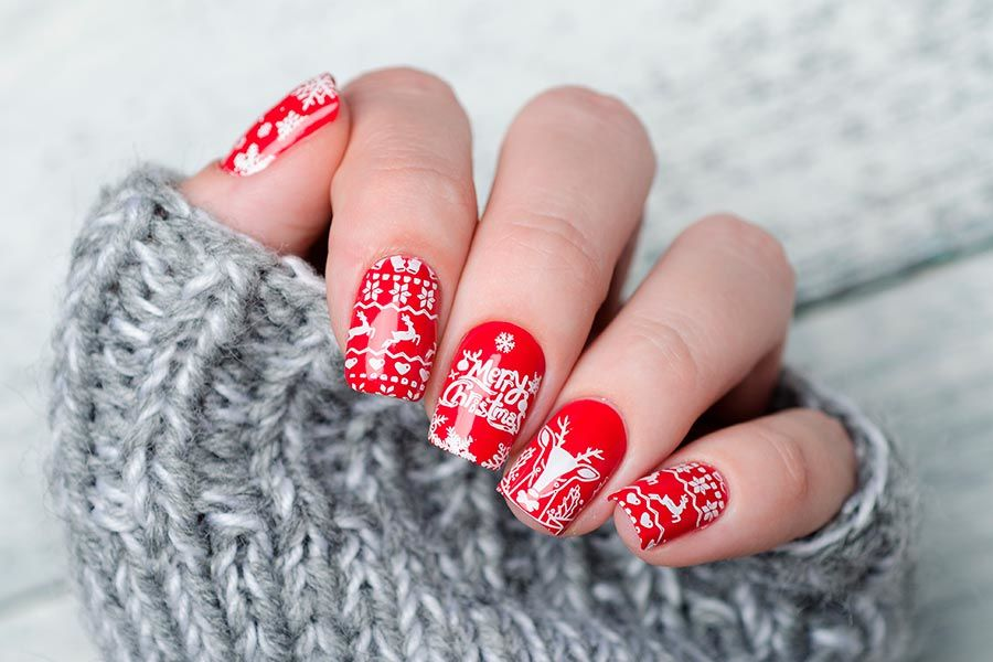 Wonderful Holiday Nails You Have To Try This Season