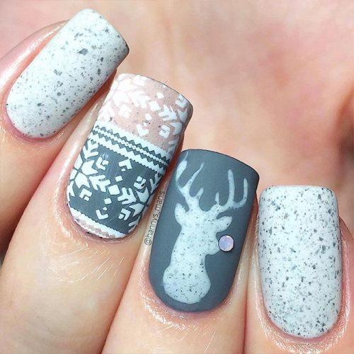 Beautiful Holiday Nail Arts Picture 2