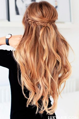 Romantic Hairstyles for Long Hair picture2