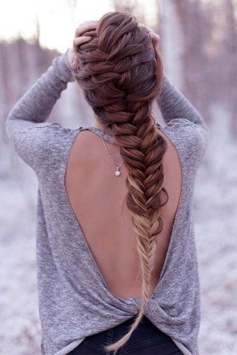 Easy and Chic Hairstyles for Long Hair picture 5
