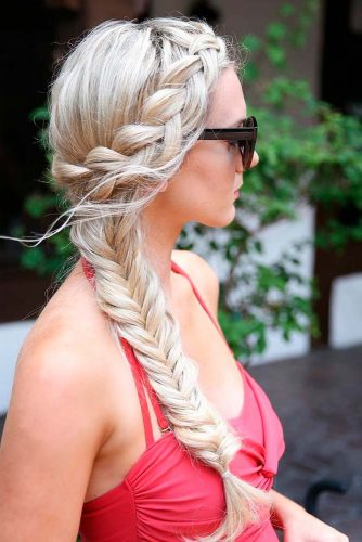 Easy and Chic Hairstyles for Long Hair picture 2