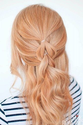 Romantic Hairstyles for Long Hair picture6
