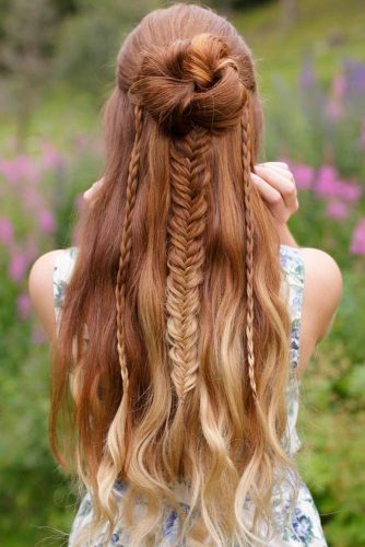 Sweety Hairstyle to Be Incredible picture 1