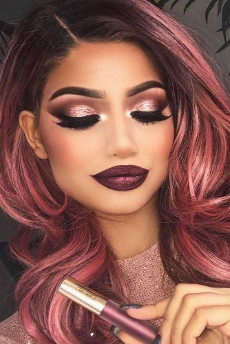 Glamorous Smokey Eye Makeup Ideas picture1