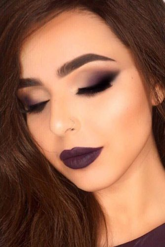 Glamorous Smokey Eye Makeup Ideas picture2