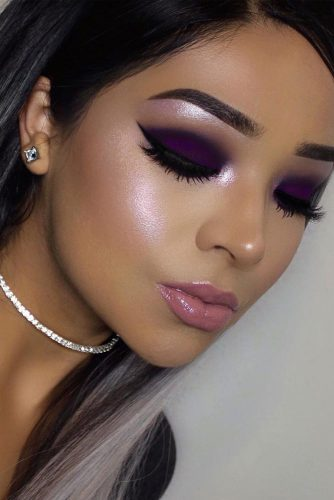 Glamorous Smokey Eye Makeup Ideas picture4