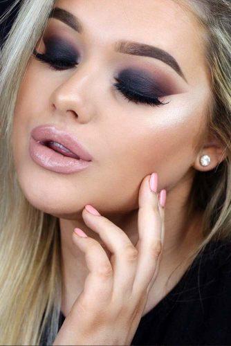 Glamorous Smokey Eye Makeup Ideas picture3
