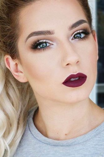 Most Popular Day to Night Makeup Ideas picture 5