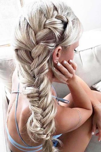 Big French Side Braid picture 5
