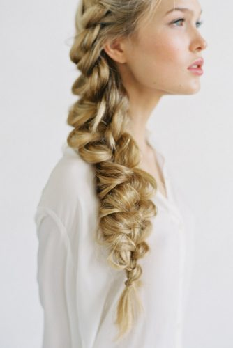 Big French Side Braid picture2