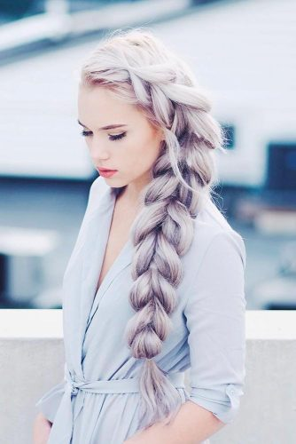 Big French Side Braid picture 3