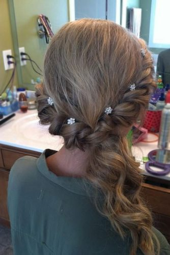 Twisted Side Braid picture1