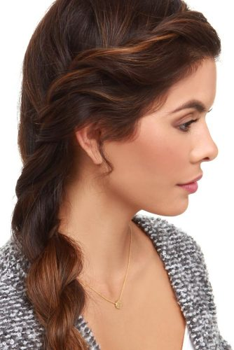 Twisted Side Braid picture5