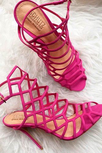 Ladies Pink Sandals picture1