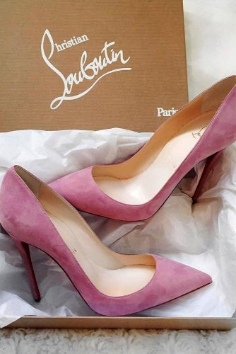 Pink Pumps to Look Gorgeous