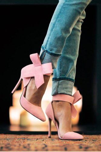 So-Pretty Pink Shoes Collection for Any Occassion