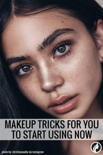 10 Makeup Tricks For You To Start Using Now