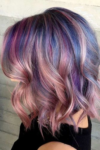 Shoulder Length Pastel Hair picture1