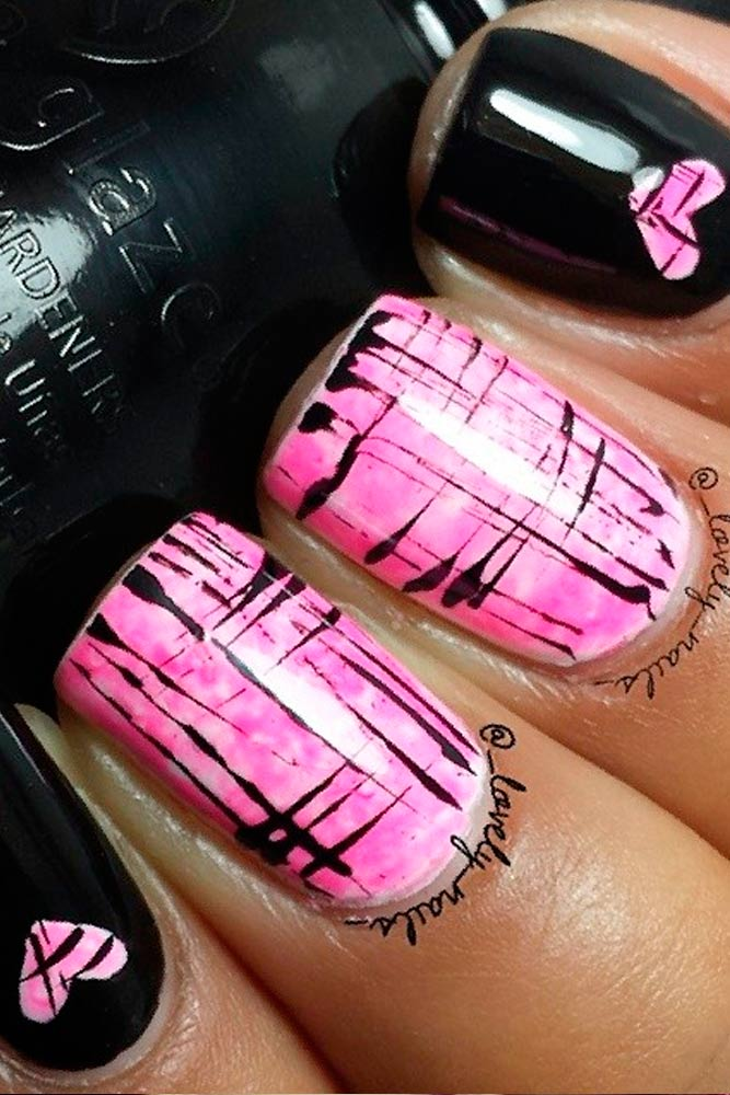 Charming Pink Nail Designs picture 1