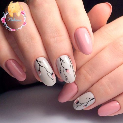 Simple and Cute Nail Art Designs picture 2
