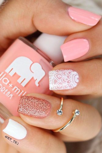 Perfect Pink Manicure picture 2