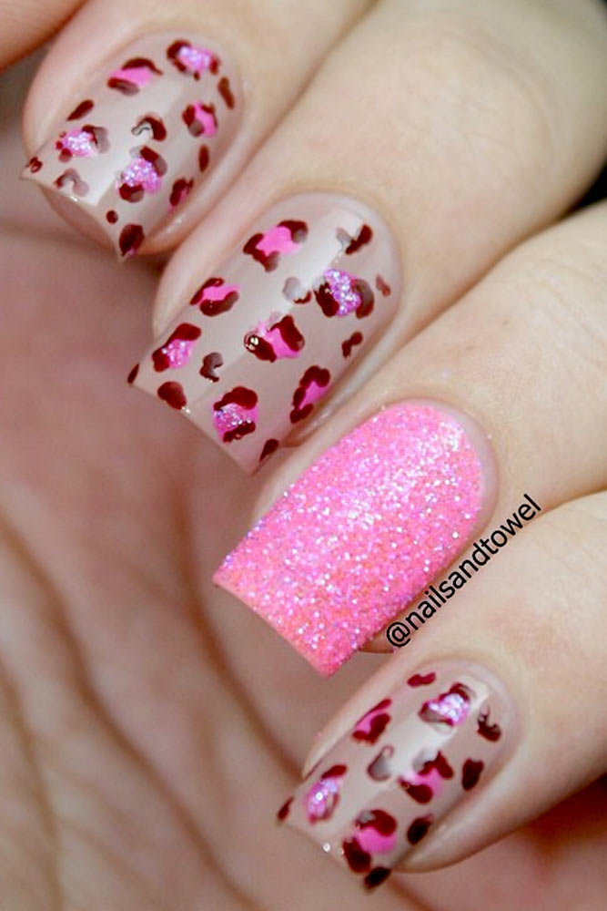 Perfect Pink Manicure picture 3