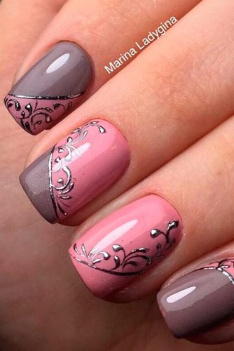 Perfect Pink Nails picture 2