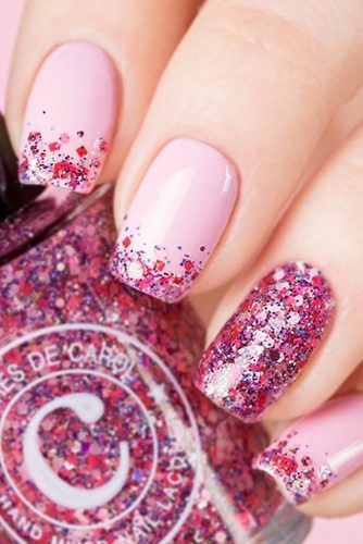 Bright Glitter Ideas for Your Nails picture 3
