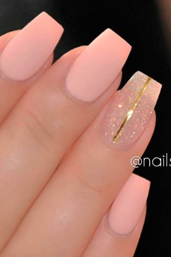 Perfect Pink Nails picture 3