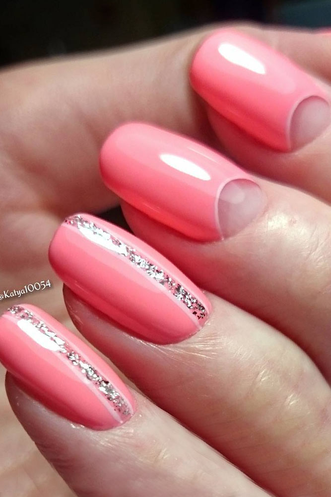 Perfect Pink Nails picture 1