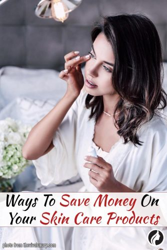 Skip the pricey eye creams to save money