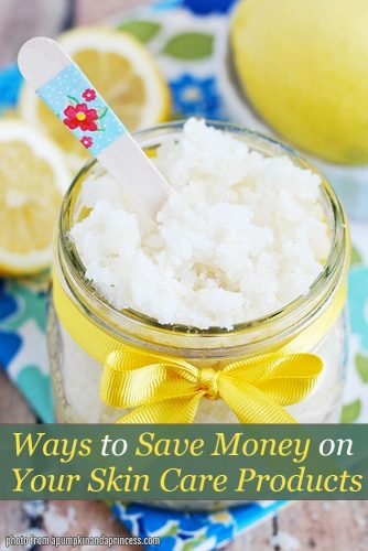 Make your own masks and scrubs to save money