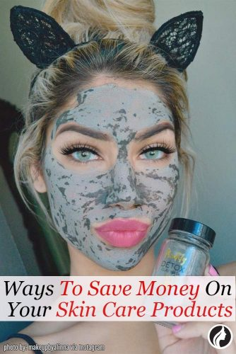 Skip the spa, do your own facials to save money