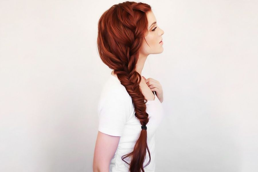 Hair How-To: Bohemian Side Braid