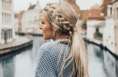 Hair How-To: Side Braids with Tutorials