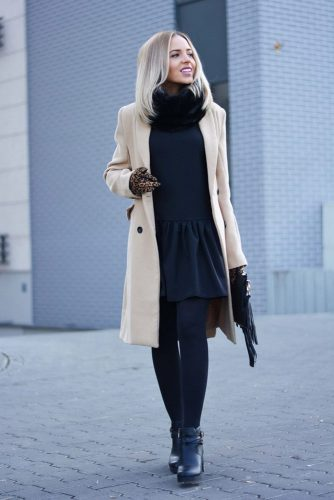 Winter Outfits with Scarves picture 3