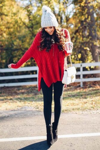 Winter Outfits with Hats picture 3