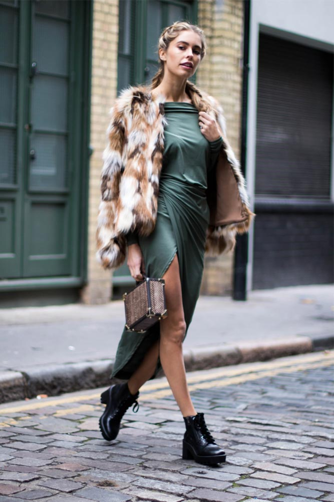 Winter Outfits with Fur picture 3