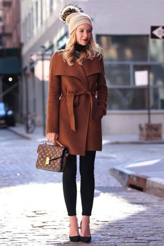 Winter Outfits with Hats picture 1