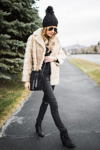 Winter Outfits with Fur picture 1
