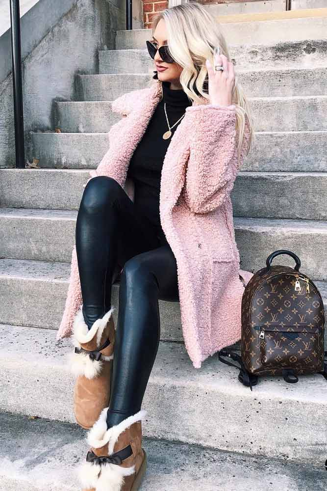 Warm Winter Outfit Ideas picture 2