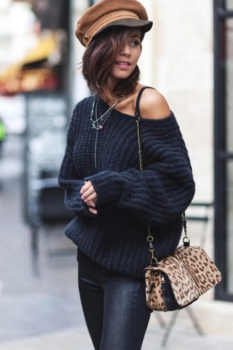 Cozy Outfit Ideas with Sweaters picture 4