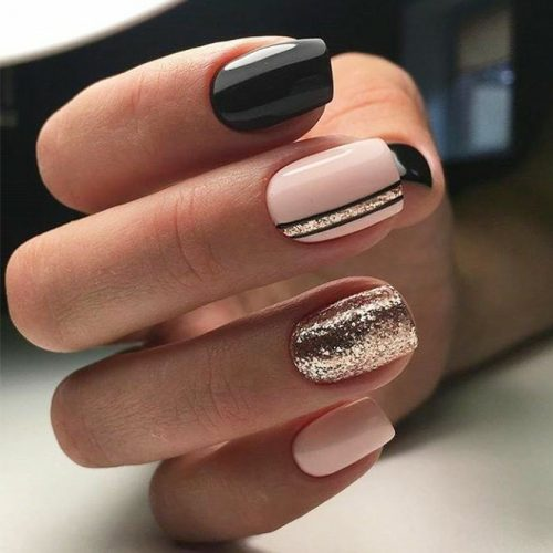 Classy Nail Design Ideas for Winter Picture 3