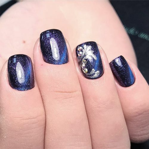 Winter Arts Ideas for Nails Picture 2