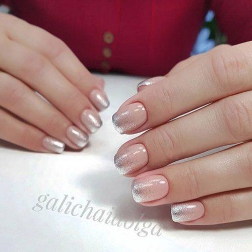 Simle Pastel Nails Design Picture 1