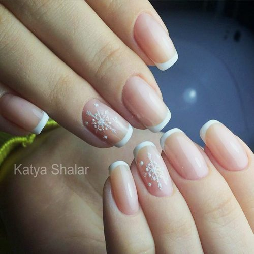 Simle Pastel Nails Design Picture 3